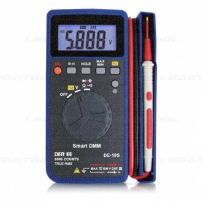 DE-19S Digital Multimeter - Smart Pocket