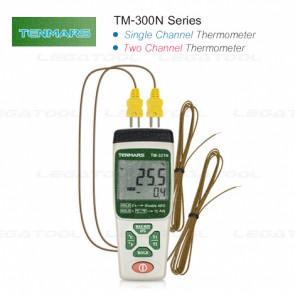 Tenmars TM-300N Series เครื่องวัดอุณหภูมิ Type K