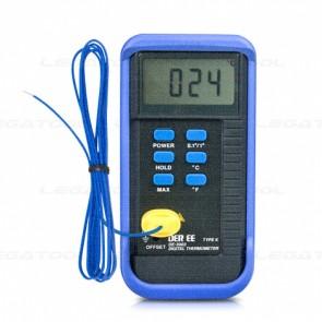 DE-3003 เครื่องวัดอุณหภูมิดิจิตอล