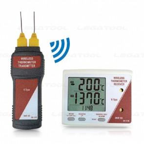 DER EE DE-33 เครื่องวัดอุณหภูมิไร้สาย (Digital Thermometer)