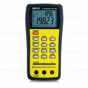 DE-5000 Smart LCR Meter