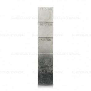 Defelsko PT-STDB1M Certified Step Blocks (mm)