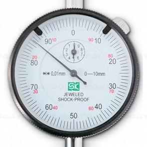 SK Niigataseiki DI-1060SC Dial Gauges with Shock-Proof (0 - 10mm)