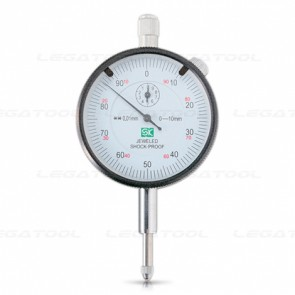 SK Niigataseiki DI-1060SC Dial Gauges with Shock-Proof (0 - 10mm)