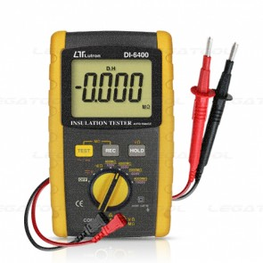 Lutron DI-6400 Digital Insulation Tester & DMM