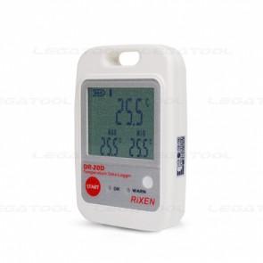 Rixen DR-20D Temperature Data Logger