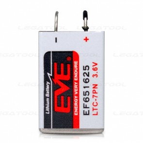 Rixen DR-2BP Battery replacement kits For DR-20N Series