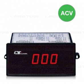 Lutron DR-99ACV Panel meters AC voltage | 4-20 mA