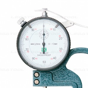 SK Niigataseiki DS-3010S Dial Thickness Gauge