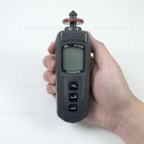 Lutron DT-2230 Photo & Contact Tachometer | Max.99,999 RPM