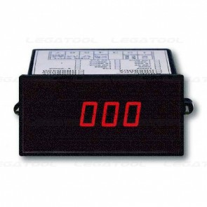 Lutron DT-2240D เครื่องควบคุม Panel Tachometer แบบตั้งโต๊ะ | Max.9,9990 RPM