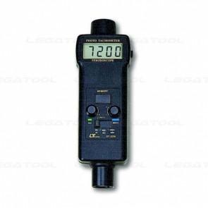 Lutron DT-2230 เครื่องวัดความเร็วรอบ Photo & Contact | Max.99,999 RPM