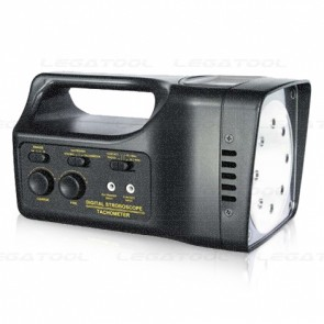 Lutron DT-2289 Digital Stroboscope | Max. 99,999 RPM