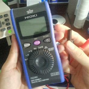 Hioki DT4200 Pocket Series Digital Multimeter (True RMS)