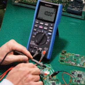 Hioki DT4200 Standard Series ดิจิตอลมัลติมิเตอร์ (True RMS)
