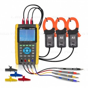 DW-6095SD Power Analyzer 3 Phase - SD Card Data logger