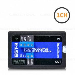 REVELTRONICS EGT-K 1-CH ตัวแปลงสัญญาณ Thermocouples (Type K)   Output 0-5V