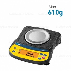 AND EJ-610 COMPACT BALANCES | Max.610g
