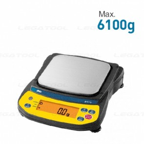 AND EJ-6100 COMPACT BALANCES | Max.6100g
