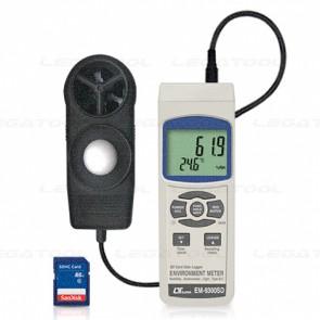 EM-9300SD Environment Meter 5 in 1 - SD Card Data Logger