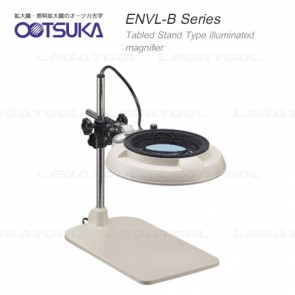 Otsuka ENVL-B Series Illuminated Magnifier | Table Stand Type