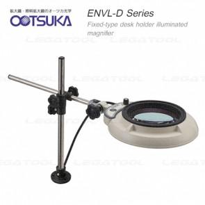Otsuka ENVL-D Series โคมไฟแว่นขยาย | Fixed-Type Desk holder
