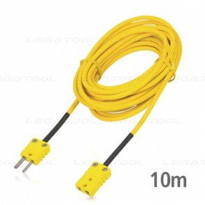 EX-10M Extension Cable for Thermocouple (10 Meter)