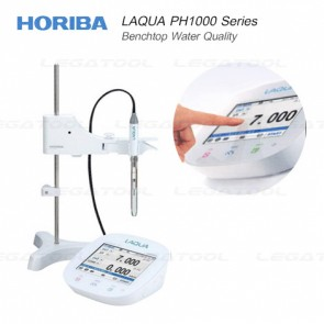 Horiba PH1000 Series เครื่องวัดพีเอชแบบตั้งโต๊ะ | Benchtop Water Quality