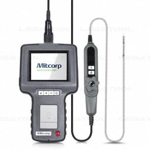 Mitcorp F500 + IT-60H1W-F-1M-SM-METAL กล้องส่องภายในท่อมาพร้อมโพรบ