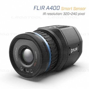 FLIR-A400 กล้องถ่ายภาพความร้อนแบบติดตั้ง Smart Sensor Type (320×240 pixel)