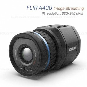 FLIR-A400 Image Streaming Thermal Camera (320×240 pixel) | Advanced