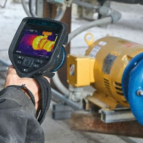 FLIR E75 Advanced Thermal Imaging Camera (320×240 Pixels)