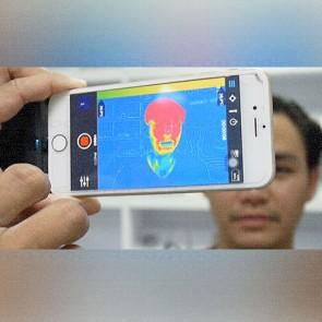FLIR-One-Pro-Lite-IOS กล้องถ่ายภาพความร้อนสำหรับ iOS   Max.120°C