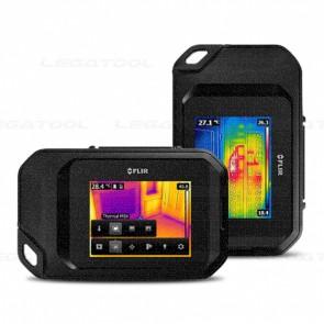 FLIR C3 กล้องถ่ายภาพความร้อนแบบพกพา (Thermal Imaging Camera)