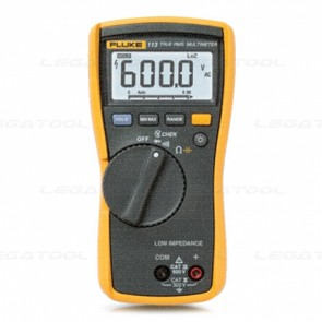 Fluke 113 Digital Multimeter True RMS | AC/DC 600V