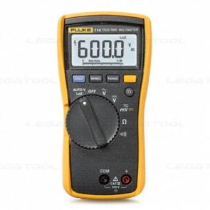 Fluke 114 Electrical Multimeter เครื่องวัดมัลติมิเตอร์สำหรับงานไฟฟ้า