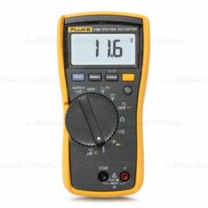 Fluke 116 HVAC Multimeter เครื่องวัดมัลติมิเตอร์สำหรับงาน HVAC