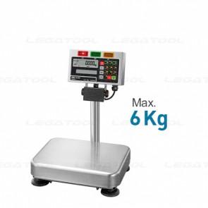 AND FS-6Ki เครื่องชั่งน้ำหนักดิจิตอลแบบตั้งพื้น | Max.6Kg