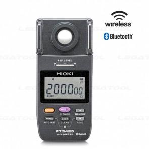 Hioki FT3425 เครื่องวัดแสงลักซ์ | Bluetooth