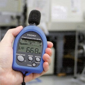Hioki-FT3432 Sound Level Meter