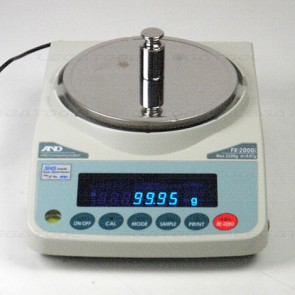 AND FX-2000i Precision Balances