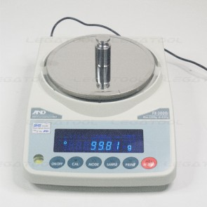 AND FX-3000i Precision Balances