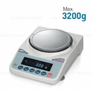 AND FX-3000i เครื่องชั่งน้ำหนักดิจิตอล