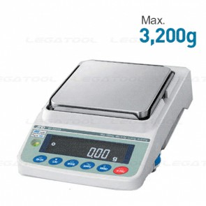 AND GF-3002A Multi-Functional Precision Balances | Max.3200g