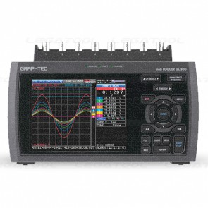 Graphtec GL900-8E Graphtec MiDi Logger 8 Channels