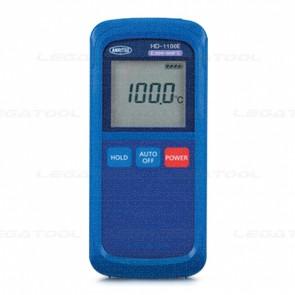 Anrtisu HD-1150E เครื่องวัดอุณหภูมิดิจิตอลขนาดพกพา 1Ch (Type E)