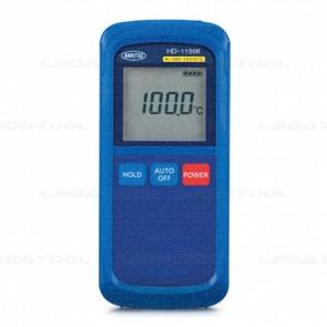 Anrtisu HD-1150K เครื่องวัดอุณหภูมิดิจิตอลขนาดพกพา 1Ch (Type K)