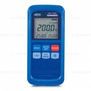 Anrtisu HD-1250E เครื่องวัดอุณหภูมิดิจิตอลขนาดพกพา 1Ch (Type E)