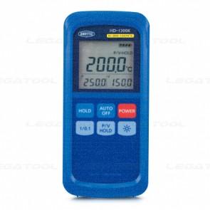 Anrtisu HD-1200K เครื่องวัดอุณหภูมิดิจิตอลขนาดพกพา 1Ch (Type K)