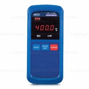 Anrtisu HD-1400E เครื่องวัดอุณหภูมิดิจิตอลขนาดพกพา 1Ch (Type E)
